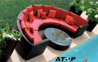 ATOP outdoor sofa set