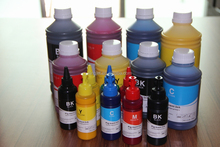 High quality Large format UV pigment Ink for hp inkjet printer