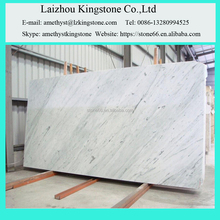 Good carrara white marble prices for building