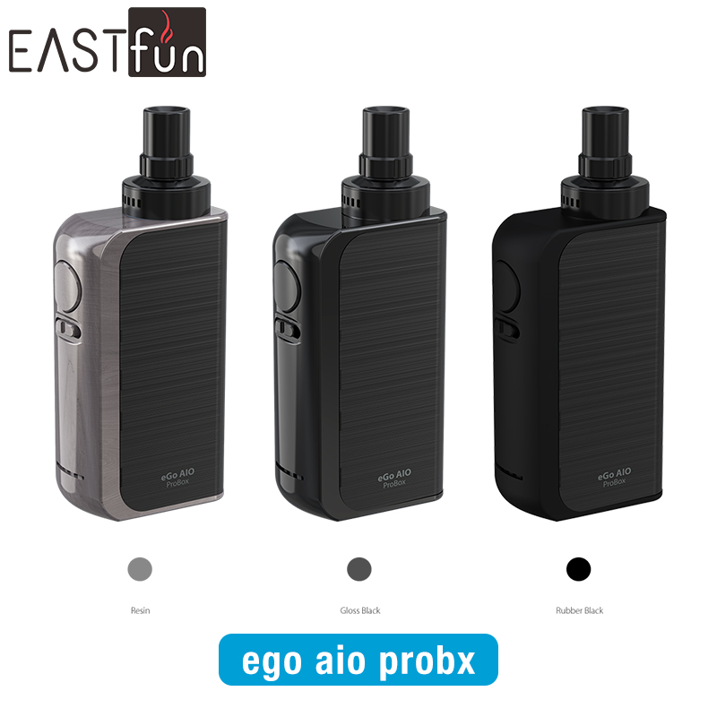 2017 New Released Wholesale Ecigarette Vapor 2100mAh 2ml Joyetech eGo AIO ProBox