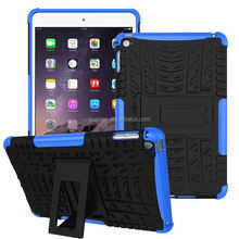 Buy direct from china PC+TPU Hybrid Armor Case with Slim Stand for ipad mini tablet case china suppliers