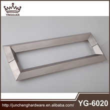 Wholesale highend solid square door handle hardware