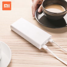 Xiaomi Mi 2 20000mah Power Bank 20000 mah Type-c Powerbank 2 Ports USB