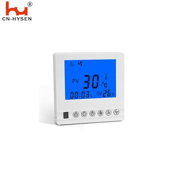 Hysen LCD Touch Screen Digital Room Programmable Cooling Thermostat