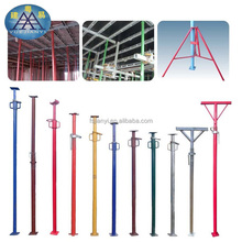Telescopic Steel Prop Fitting Adjustable For Concrete Supporting