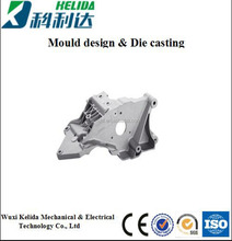 China Manufacturer, High Pressure Aluminium Die Casting Parts