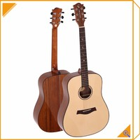 41 wholesale acoustic guitar chinese natural finish adult guitar kits