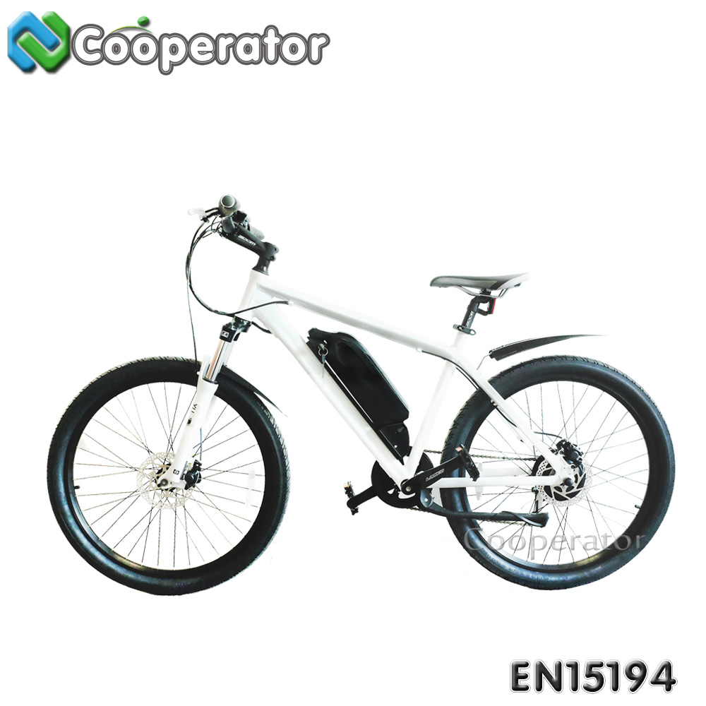 Europe style pedelec with smart PAS system 250W adult electric mountain bike