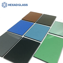 10mm Tinted Float Glass