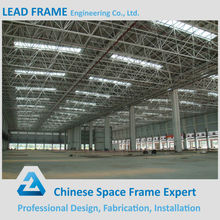 Low Price Prefabricated Light Structure Roof Design