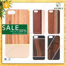 SALE ECO-Friendly Wood phone case For iPhone 6 Case, Custom logo For iPhone Case,Handmade For iPhone 6s Wood with tpu/pc Case