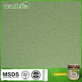 Acoustic, decoration, weatherproof army green paint