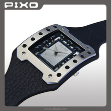 PX-11 unisex smart trend design quartz low moq mens watches top brand luxury tactical winner watch OEM supplier