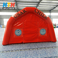 Top quality inflatable globe garage family tent