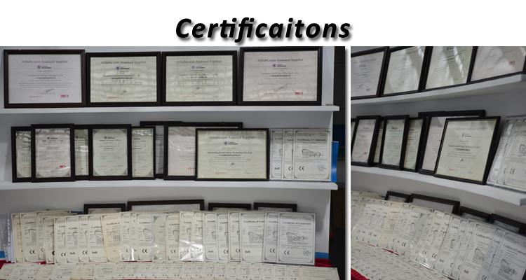Certificaitons