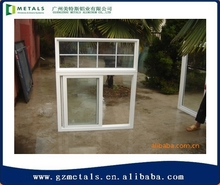 pvc sliding window made in China guangzhou metals company