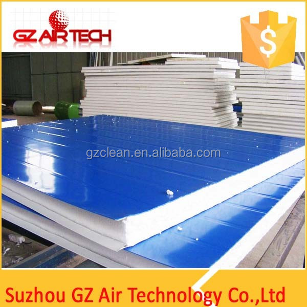 low cost wall roof eps sandwich panels for sale
