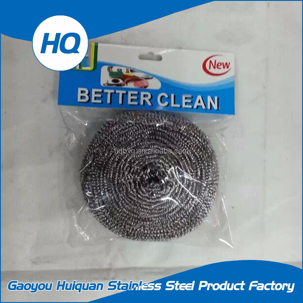 Better cleaning kitchen stainless steel wool balls
