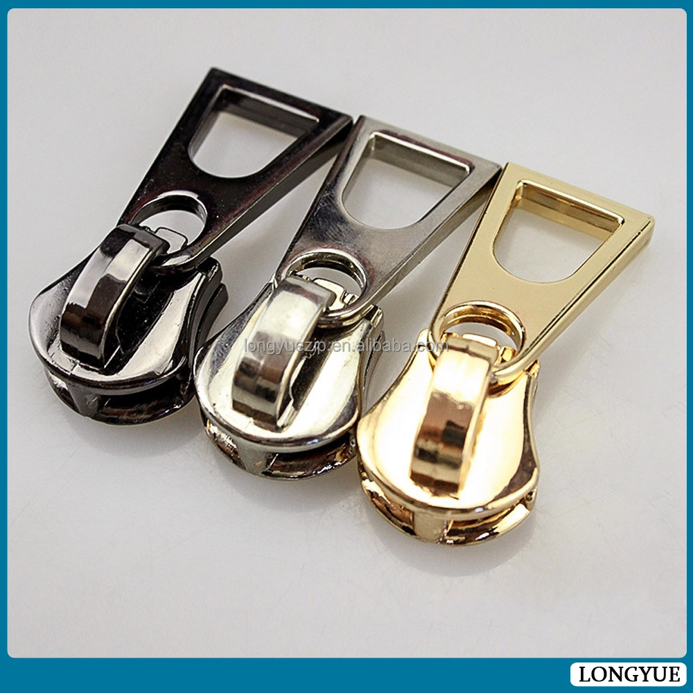 plain metal zipper puller from metal wholesale