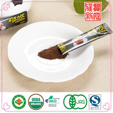 Organic Hunan anhua instant black tea powder