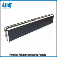 ABS material handle carrying hunting rifle gun case