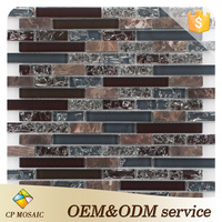 Foshan wholesale price interior decoration mosaic tile for backsplash wall