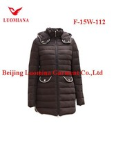 brand new designed casual winter coats lightweight down jackets