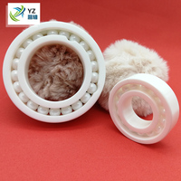 Full ceramic bearings 6807 bearing of complement balls
