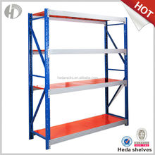 Medium capacity metal rack, pallet shelf