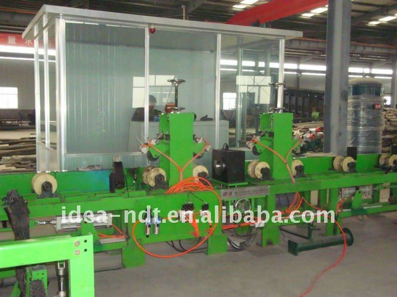 Eddy Current Testing equipment/NDT testing equipment for Steel pipes off-Line testing