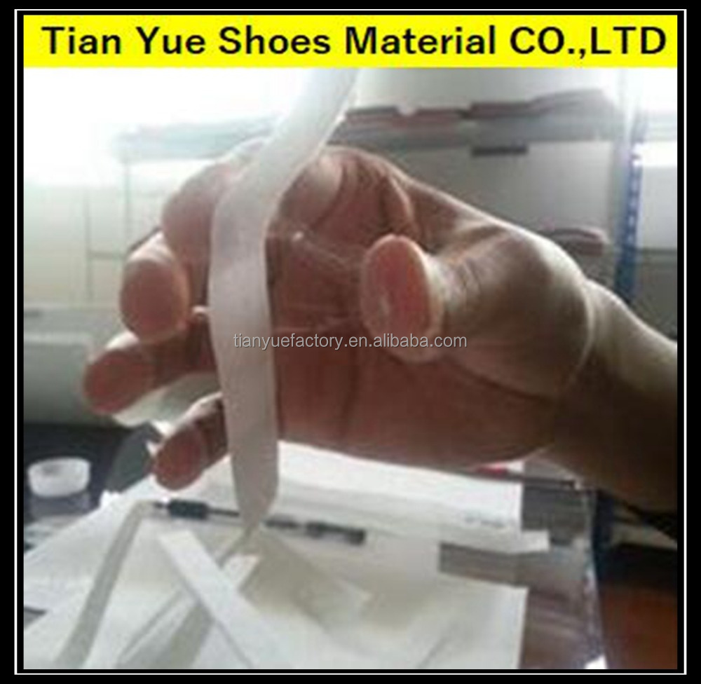 Shoes Material Different Thickness Strong Adhesive Toe Puff Sheet For Shoes Making