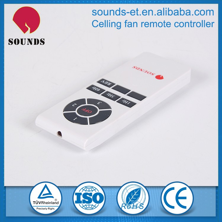 Ghz fan air mouse keyboard celling fan remote controller