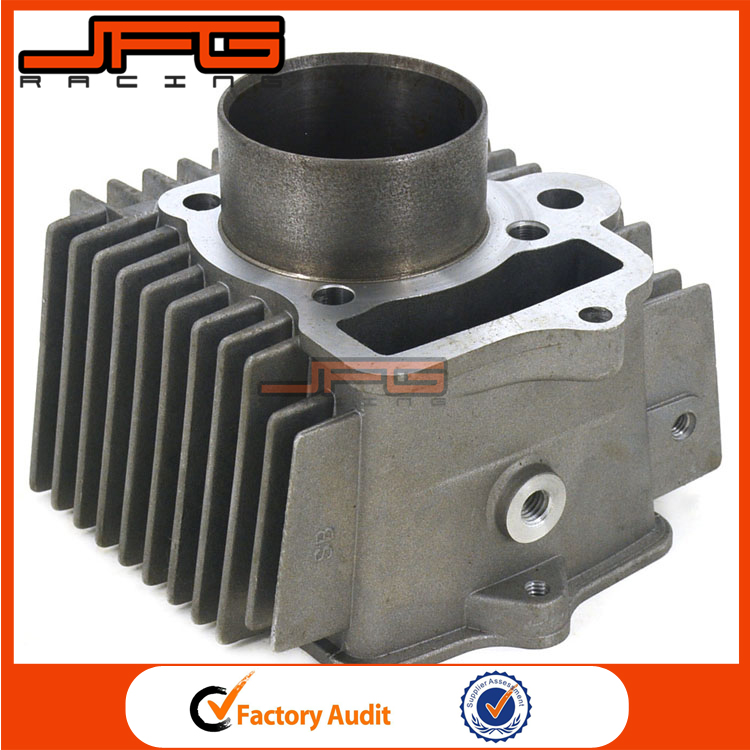 <strong>C100</strong> Aluminum Cylinder Block 50MM Bore Motorcycle Parts