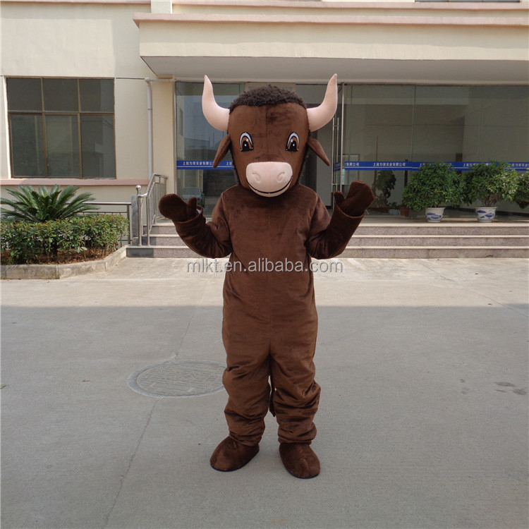 China professional costume supplier gruffalo adult party costume