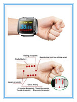 Cardiovascular and cerebrovascular diseases OEM & ODM wrist watch blood pressure smart watch