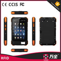 3g NFC fingerprint rugged tablet pc android smartphone UHF RFID READER