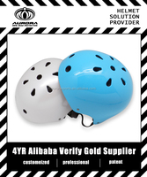 wholesale colorful ABS shell protec skateboard helmet