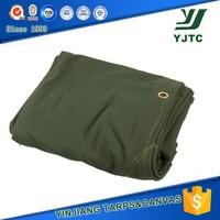 waterproof luggage cover canvas fabric