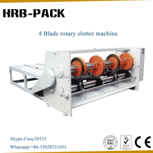 Chain Feeder Corrugated Board Rotary Slotting Machine/Corrugated Paperboard Cutter