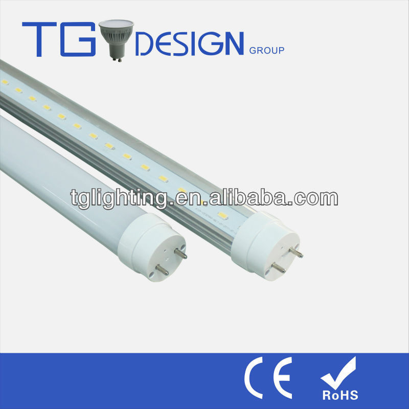 18w t8 led red tube animals 20w