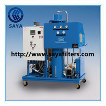 Car Oil filter Machine, waste motor engine oil treatment and cleaning plant oil decolorizing machine HNP006