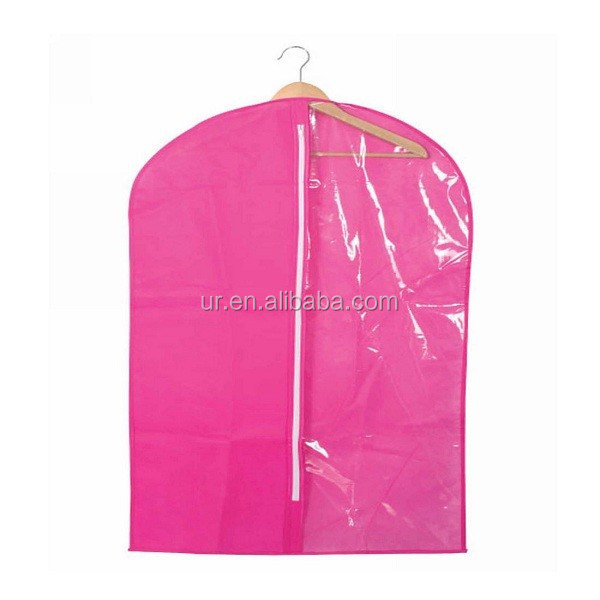 SUIT COVER PROTECTER CASE STORAGE ZIPPED DUST FREE CLOTHES CARRIER BAG GARMENT