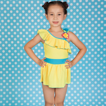 Girls One Piece Swimsuit Children Swimwear Kids Sexy One-piece Swimming Suit for Child