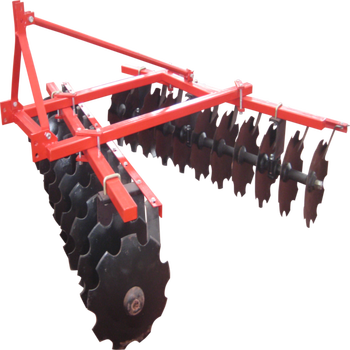disc harrow,farm equipment1BQX-1.5 disc harrow,agricultural machinery disk harrow