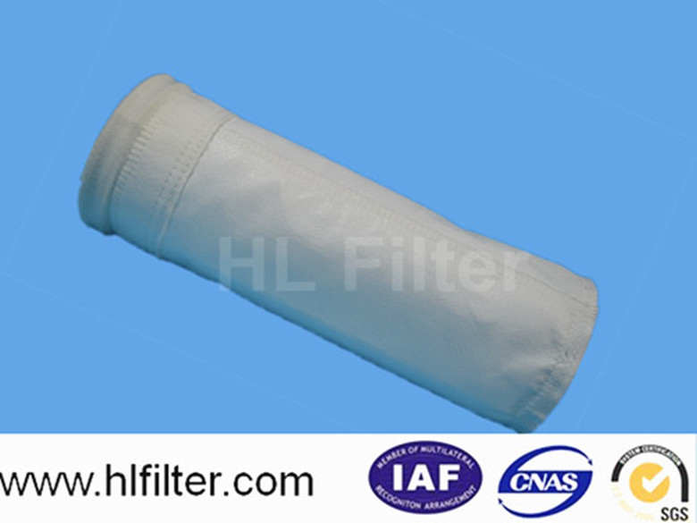 hot sell p84 filter bag by steel melting furnance smoke cement dust collector filter bag