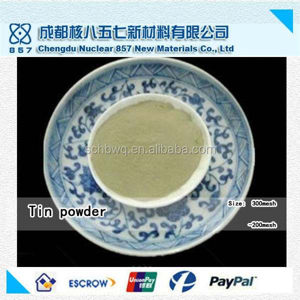 China factory direct sale 99.6% tin