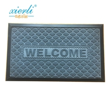 Cheap, Hot sale, Rubber door mat, Custom floor mat