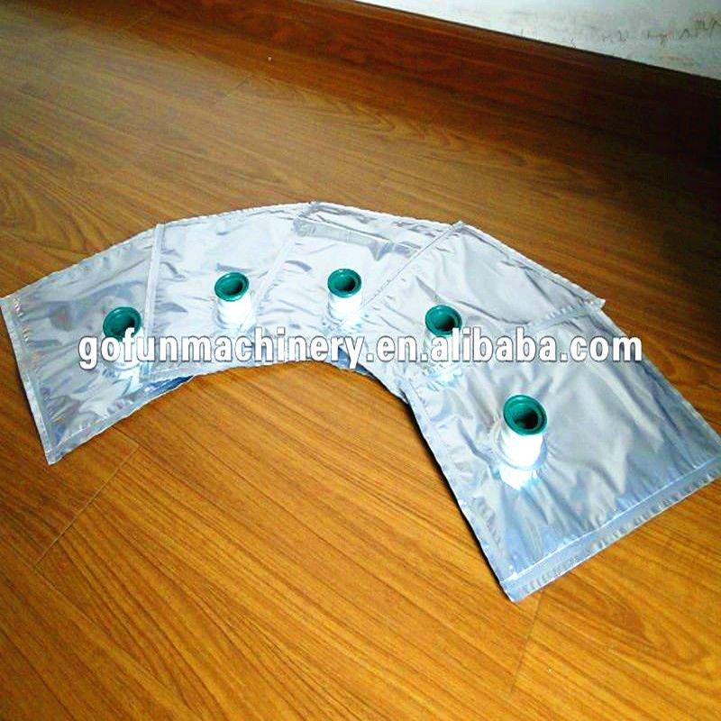 220 Liters bag in drum aluminum foil aseptic bags for fruit paste
