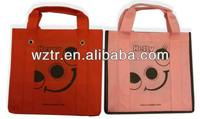 eco-friendly hot sale china manufacture non woven tote bag/non woven handbag/non woven carrier bag