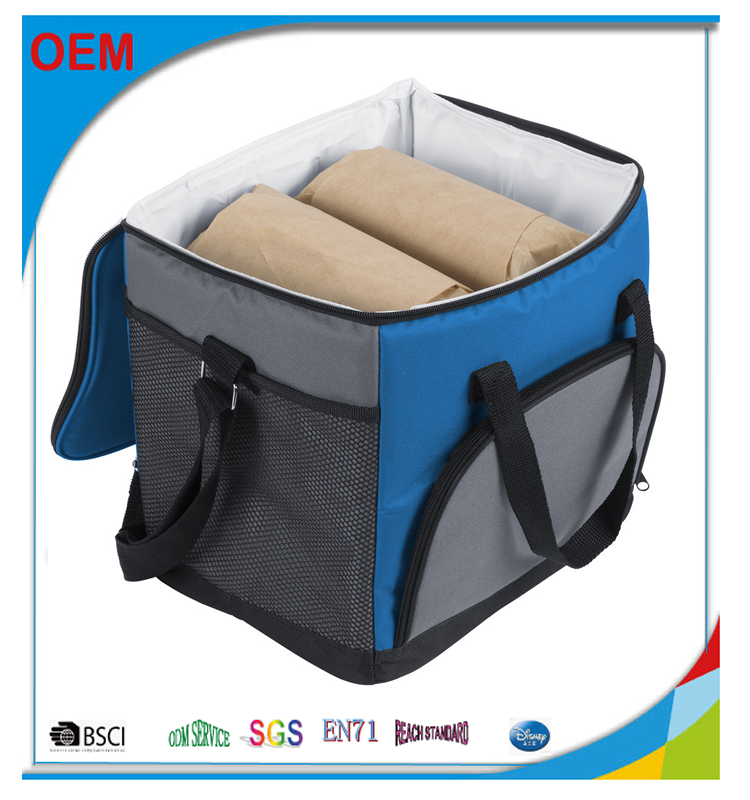 beverage bottle cooler bag, food and beverage service equipment cooler bag, insulated beverage cooler bag